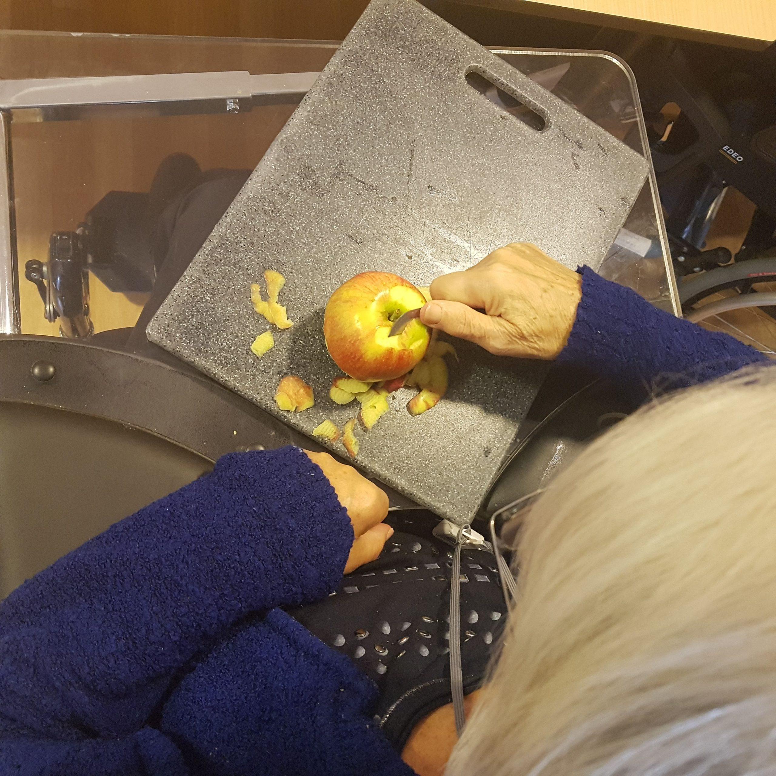 appeltjes bakken